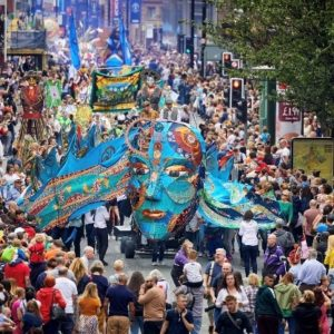 Manchester Day Parade 2019
